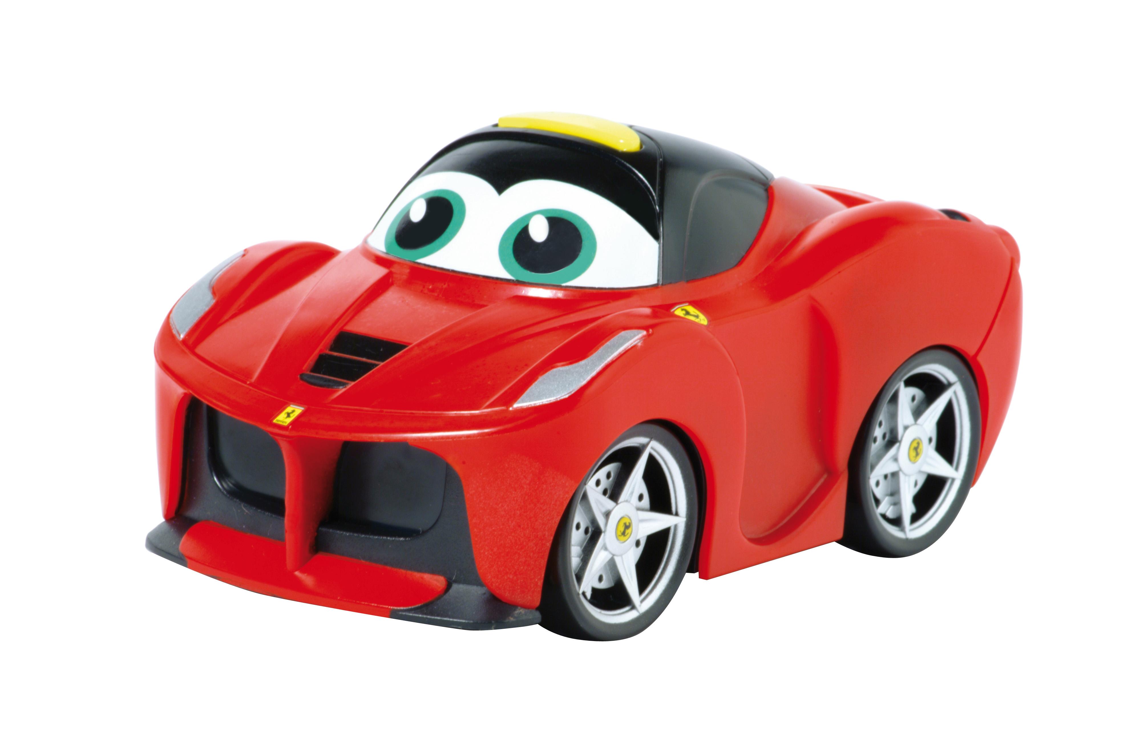 Motorama Ferrari zmáčkni a jeď